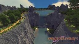 Naruto Adventures, [Final Valley] Minecraft
