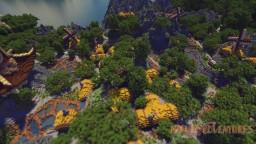 Naruto Adventures, [Otogakure, Hidden Rice] Minecraft Map & Project