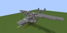 Dornier Do 24 T  1:1 Minecraft Map & Project