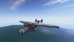 Dornier Do 24 T  1:1 Minecraft Map & Project