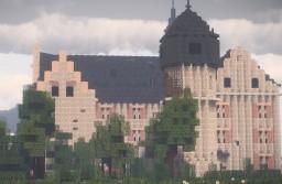 Landgräfliche Burg Gießen. Gießen, Germany. Minecraft Map & Project