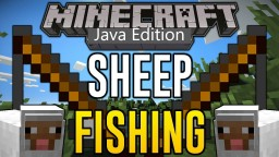 Sheep Fishing - MCLabs Minecraft Map & Project