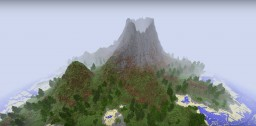 EPIC WALK THROUGH ISLAND WORLD Minecraft Map & Project