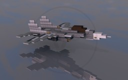 Mikoyan & Gurevich MiG-29A | Scale: 1,5:1 Minecraft Map & Project