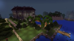 Viktorianische Haus Minecraft Map & Project