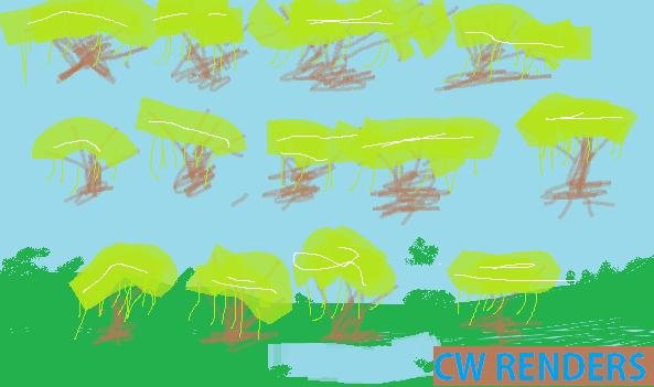 Render By CreeperWorld