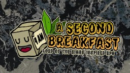 A SECOND BREAKFAST  - LOTR INSPIRED RPG Minecraft Server