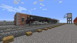P.R.R. T1 Locomotive Minecraft