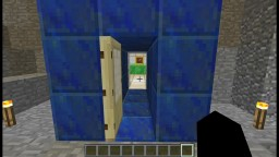 Yosho TARDIS Mark VIII Minecraft