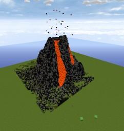 Vulkan Minecraft Map & Project