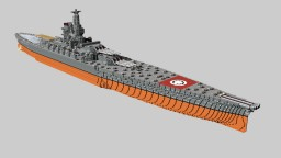 Battleship Zverski (ver. 2) - for Epitaph. Minecraft