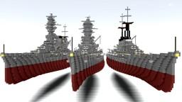 Battleship [ Sagami ] Minecraft