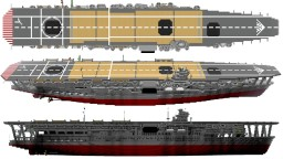 Aircraft Carrier [ Iga ] Minecraft Map & Project