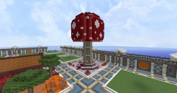 RED build contest entry at Prestigious MC Minecraft Map & Project