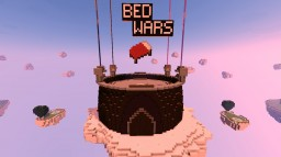 Lucky Block Bed Wars for Popularmmos Minecraft Map & Project