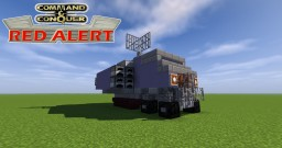 C&C Red Alert Radar Jammer Minecraft Map & Project