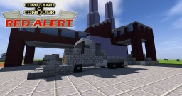 C&C Red Alert Ore Truck Minecraft Map & Project