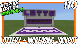 The Lottery w/ Increasing Jackpot Minecraft Map & Project