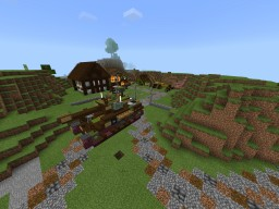 Germany 1945 Minecraft Map & Project