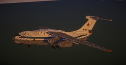 Il-76 Minecraft Map & Project