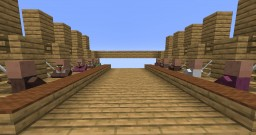 Easy Way to Sort Villagers! Minecraft Map & Project