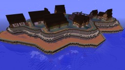 Castle Builders Haven Spawn Area Minecraft Map & Project