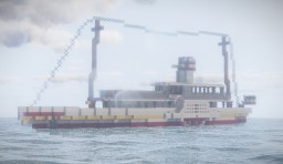 DS Irma | Dresden Minecraft Map & Project