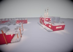 Stranger Ice Minecraft Map & Project