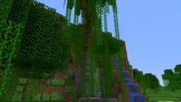 Old Jungle Temple Minecraft Map & Project
