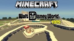 Walt Disney World - (1975) Minecraft Map & Project