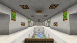 Multi Games Minecraft Map & Project