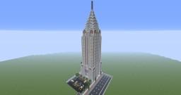 Sky scrapper (city pt2) Minecraft Map & Project