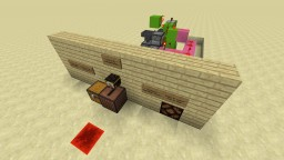 Customizable Beat Locker Minecraft