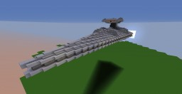1:5 Interdictor Cruiser Minecraft Map & Project