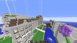 Large Walled Kingdom By NdelokOpo Minecraft Map & Project