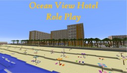 Ocean View Hotel Role Play Minecraft Map & Project