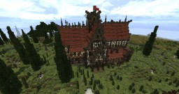Lion's Gate Tavern & Inn (1.12.2 Rework) Minecraft Map & Project