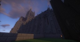 The Chapel of St John's College, Cambridge Minecraft Map & Project