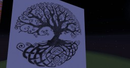 A Tree :) Minecraft Map & Project