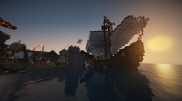 Elysia Medieval Build (BUILDERS NEEDED) Minecraft Map & Project