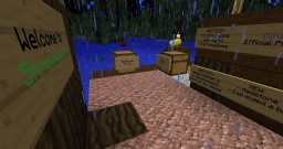 Swampmarket Minecraft Map & Project