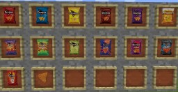 Doritos Mod Minecraft Mod