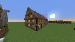 Haus Für Ein Dorf Minecraft Map & Project