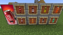 Drinks Mod Minecraft Mod