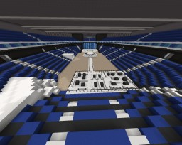 Olanx Arena l SSC 3 in Melbourne l Minecraft Map & Project