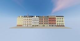 Neo-renaissance city buildings Minecraft Map & Project