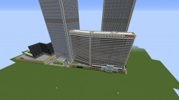 World Trade Center Plaza v1.2 Minecraft Map & Project