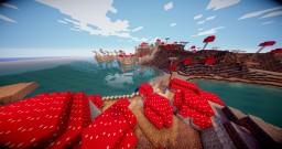 Mushroom Kingdom Minecraft Map & Project