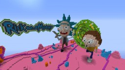 Rick and Morty Minecraft Map & Project