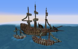 Medival Ships (Download Available) Minecraft Map & Project
